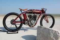 https://flic.kr/p/bZ3DaN | Indian Racer solo 1000cc 1918 ( Fr )