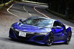 ホンダNSX(4WD/9AT)【試乗記】 Super Sport, Super Car, Honda Bikes, Acura Nsx, Japan Cars, Futuristic Cars, Jdm Cars, Honda Civic, Sport Cars