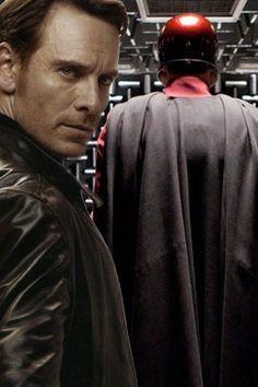 Magneto (Michael Fassbender) Leather Jacket