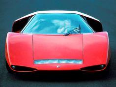 Abarth 2000 Pininfarina Scorpione (1969)