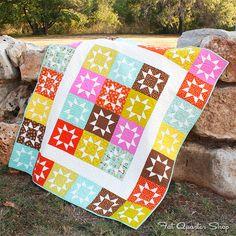 Quilt - Designer Tidbits: Gina Martin