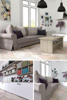 Lovely Die Inspiration zu dem Wohnzimmer mirjan couch
