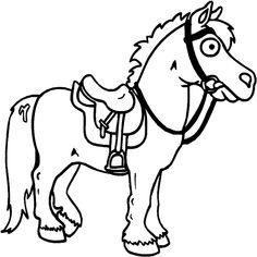 Epic Horse Jumping Coloring Pages 72 Horses Ready To Depart