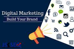 Build Your Brand With Dedicated Digital Marketing Services #DigitalMarketing #Jskseocompany #SEO #BuildBrand www.jskseo.com