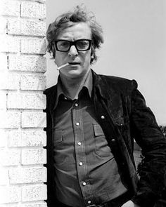 Young Michael Caine.