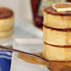 Japanese-Style Pancakes