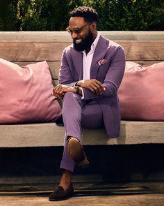Stylish Mens Fashion, Mens Fashion Suits, Black King And Queen, Formal Men Outfit, Fashion Eyewear, Custom Book, Awesome Beards, Men Wear, Grown Man