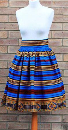 34a22e0f9d 21 ideas fashion african skirts high waist wax African Print Skirt, African  Prints, African
