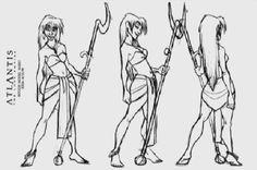 character design Kita