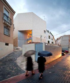 EXIT architects, Fernando Guerra / FG+SG · Easter Sculpture Museum