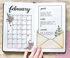 13 Monthly Bullet Journal Spread Ideas That Are In. - 13 Monthly Bullet Journal Spread Ideas That Are In. - 13 Monthly Bullet Journal Spread Ideas That Are In. Bullet Journal School, Bullet Journal Inspo, Bullet Journal Simple, Bullet Journal Monthly Spread, Bullet Journal 2019, Bullet Journal Notebook, Bullet Journal Aesthetic, Bullet Journal Themes, Bullet Journal Goals Layout