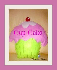 cupcake pillow morbissimo cuscino a forma di #cupcake
