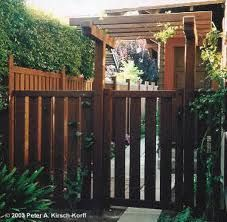 japanese fences - Google Search