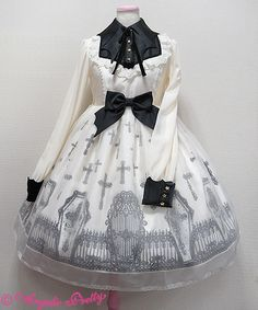 Lolibrary | Angelic Pretty - OP - Horror Garden OP                                                                                                                                                                                 More