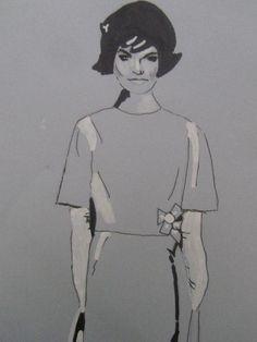 Jackie Kennedy, Inauguration Night, Pop Art,  Gillian Hennessy