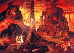 hell | Is Anybody There?…In Hell That Is.
