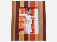 Ramka Wooden Stripes — Ramki i albumy na zdjęcia Kare Design — sfmeble.pl