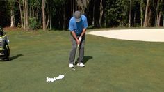 2-time major champion and putting coach to some of the best players in the game Dave Stockton shares a helpful tip chipping around the green. Watch Golf Channel Academy on Golf Channel.