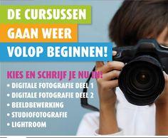 De fotocurussen zijn weer begonnen! Schrijf je nu in op http://www.verschoore.nl/service-pagina-s/workshops/ - Foto Verschoore