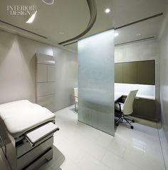 Healing Property: Dubai Mall Medical Centre | Projects | Interior Design