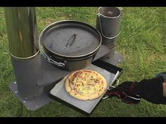LORENA STOVES\ | G3 Rocket Eco Camp Stove From Wild Stoves - AgaClip - Make Your Video ...