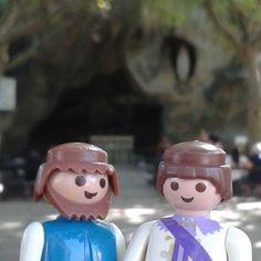 #Basilica de #Lourdes en #BuenosAires , #Argentina. Basilica of Lourdes in Buenos Aires, Argentina. #Basilique de Lourdes à Buenos Aires, #Argentine. #virgen #virgin #tresdefebrero #playmobil #alextauro #santiagobinsak