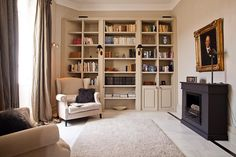 Relaxing in the library🍷#realestate   #franceresidences #eblifestyle