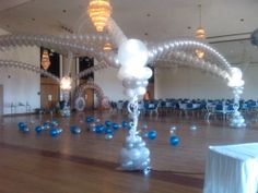 Greeley Central's Prom 2009 Created by Merry Makers & Decorators l.l.c. www.makeitmerry.com