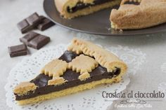 Crostata al cioccolato http://blog.giallozafferano.it/laziatata/crostata-al-cioccolato/
