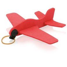 #3D #vliegtuig - te bedrukken met eigen tekst of logo bij Stravers Promotions.