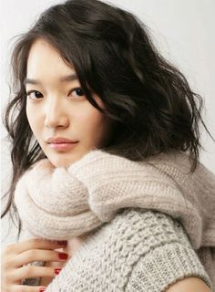 8 girl crush-worthy Kdrama Actresses - # 3. Shin Min Ah - Star of 'My Girlfriend is a Gumiho/Nine-Tailed Fox' is an obvious choice, seeing as the up-turned corners of her lips have become a popular trend in Korean cosmetic surgery. The procedure might be taking it a little too far, but you certainly can't argue much with the inspiration! ::)
