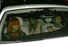 Kim Kardashian, Kanye West Double Date With Tyga and Blac  - Yahoo omg! UK