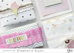 stephanie makes: Glitz Design: Handmade Gift Wrap Pattern Paper, Handmade Gifts, Wraps, Presents, Packaging, Gift Wrapping, Crafty, Creative, How To Make