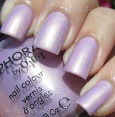 Sephora by OPI Sin-cerely Violet