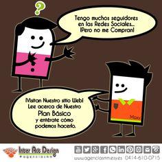 Tengo muchos seguidores en las Redes ... ! Pero no me compran ! #agenciasmm #maracaibo #medellincolombia #bogota #redessociales #aumentarventas