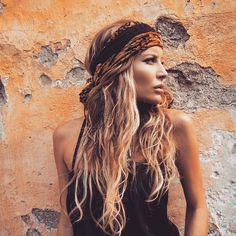 Bad hair day -- what's that? Make hair scarves your fuss-free summer accessory Bad hair day -- what's that? Make hair scarves your fuss-free summer accessory Bohemian Hairstyles, Scarf Hairstyles, Hairstyle Ideas, Hipster Hairstyles, Easy Hairstyles, Hippie Headband Hairstyles, Prom Hairstyles, Pirate Hairstyles, Boho Hairstyles For Long Hair
