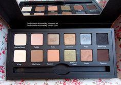 Hodnotenia kozmetiky: Cargo Cosmetics *paletka na oči* Vintage Escape Eye Palette