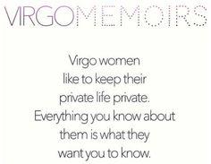 Virgo-true shit