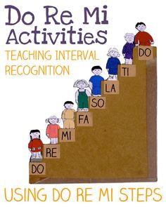 Do Re Mi Activities and Games
