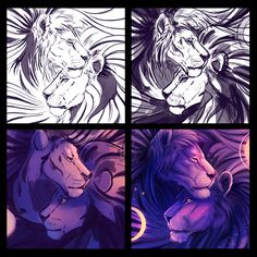 "Witness the fantastic transformation of TsaoShin's ""Spirit"" from sketch to finished illustration.  Submit your art by June 10th and join us in creating a Pride flag shaped by our community: http://danlev.deviantart.com/journal/Celebrate-Pride-Your-Art-Our-Pride-Flag-682905635?utm_source=social&utm_campaign=060117_MKT_PrideVideoTsaoShinProcess&utm_medium=pinterest"