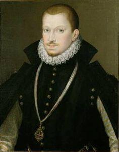 Sebastian I  King of Portugal,  ca. 1575   (Alonso Sánchez Coello) (1531-1588)   Kunsthistorisches Museum, Wien     GG_3282