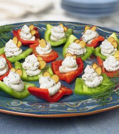 Two Girls on the Go: Healthy Holiday Appetizers