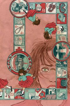 Inspiration Hut - Japanese Illustrations by Yuko Shimizu
