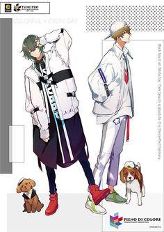 Hero Academia Characters, Anime Characters, Fictional Characters, Character Art, Character Design, Tsukiuta The Animation, Cool Anime Guys, Anime Boys, Wise Monkeys
