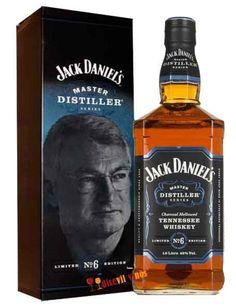 Jack Daniel's nº6 Edición limitada Whisky Jack, Bourbon Whiskey, Scotch Whisky, Alcohol Bottles, Drink Bottles, Wellness Plan, Tennessee Whiskey, Malta, Whiskey Bottle