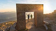 Auf zum Wandern! Mit dem Weekend Magazin #News #Gewinnspiele Weekender, Mount Rushmore, Mountains, Nature, Travel, Art, Hiking, Games, Art Background