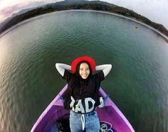 Yogyakarta #hijabtraveler #hijabtraveller #lazysaturday