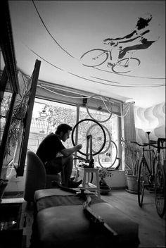 cycle art