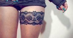 16 magnifiques tatouages qui se trouvent dans des endroits cachés