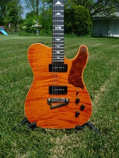 Chapin Custom Handmade Telecaster Boutique Lollar Tele Electric Guitar